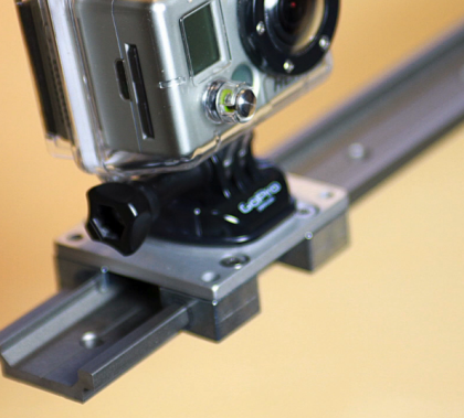 DIY GoPro Camera Slider Micro