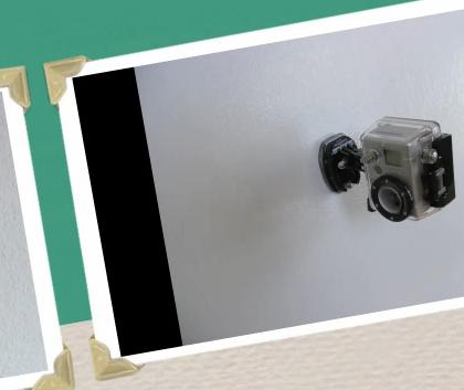 DIY GoPro Magnet Mount