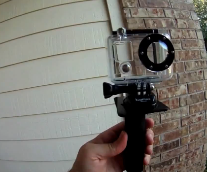 DIY GoPro Pole Mount