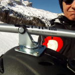 DIY GoPro Swivel Helmet Mount