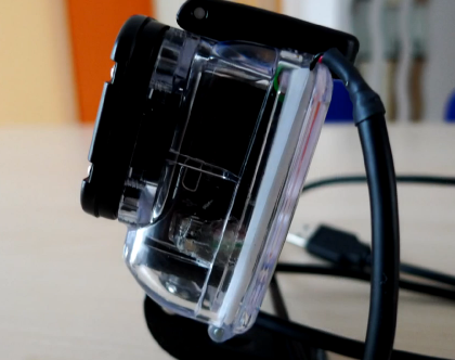 DIY GoPro USB Connection without Modifying Case