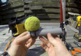GoPro DIY Tennisball Mount video tutorial