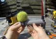 GoPro DIY Tennisball Mount video tutorial