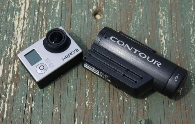 GoPro vs. Contour