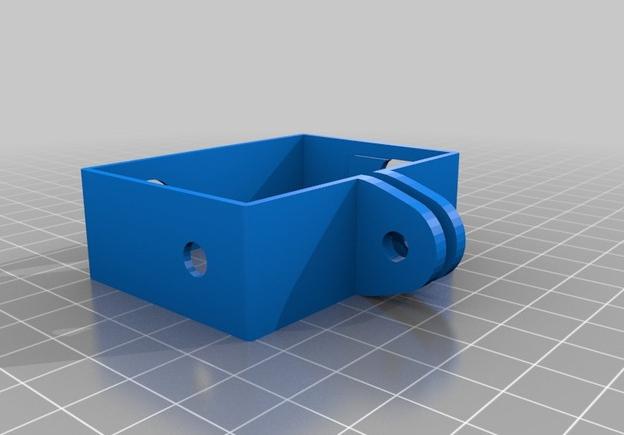 DIY GoPro 3D Printing
