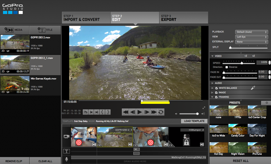 gopro studio templates download - are you creating boring gopro videos