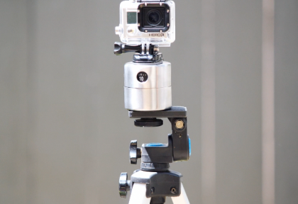 DIY GoPro Time Lapse Mount for Tripod