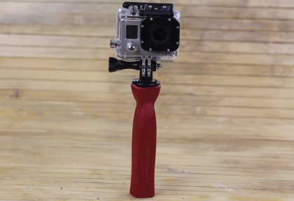DIY GoPro Handle