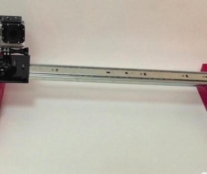 DIY GoPro Camera Slider