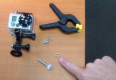 DIY GoPro Clamp Mount