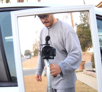 DIY GoPro Steadicam