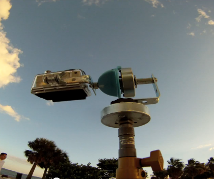 DIY GoPro Timelapse Pan and Tilt