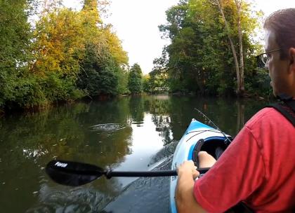 DIY GoPro Kayak Mount