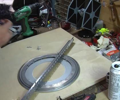 DIY GoPro Bullet Time Rig