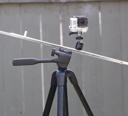 Cheap DIY GoPro Camera Slider