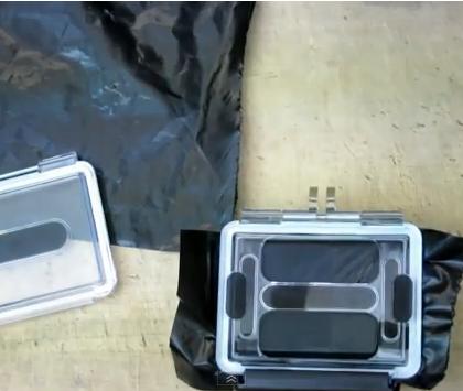 DIY Weather Resistance for GoPro